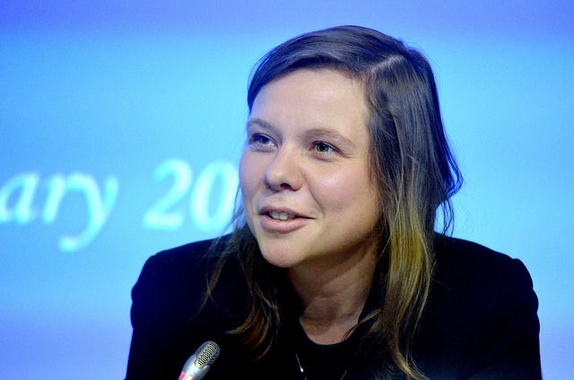 Agata Dziarnowska, MA (European Commission)